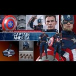 Hot Toys Avengers: Age of Ultron Captain America