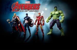 S.H. Figuarts Avengers
